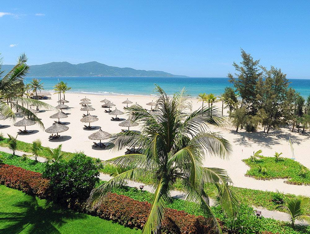 Furama Resort Danang A Culinary Beach Resort In Vietnam