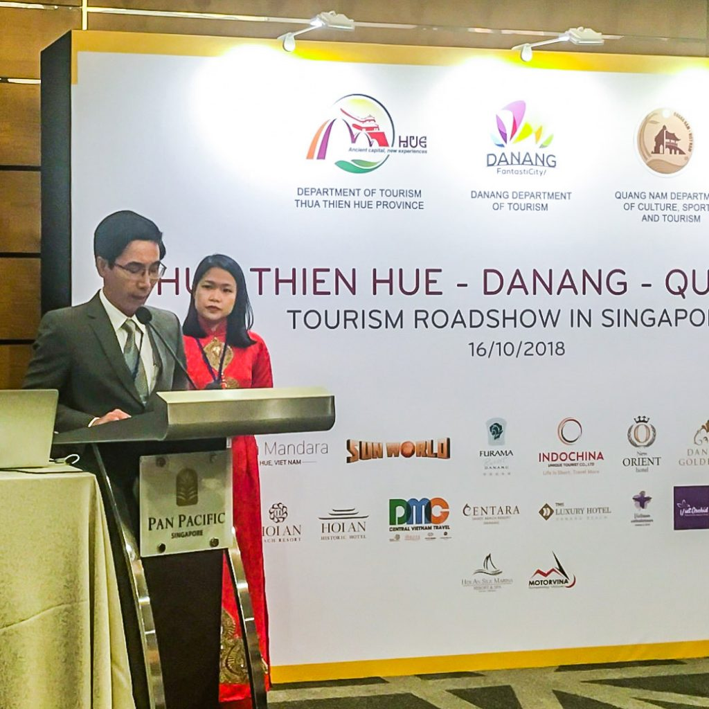 "Furama Resort Danang And Ariyana Convention Centre Proudly Attend ""Hue, Danang, Quang Nam Tourism Products Introduction To Singapore"""
