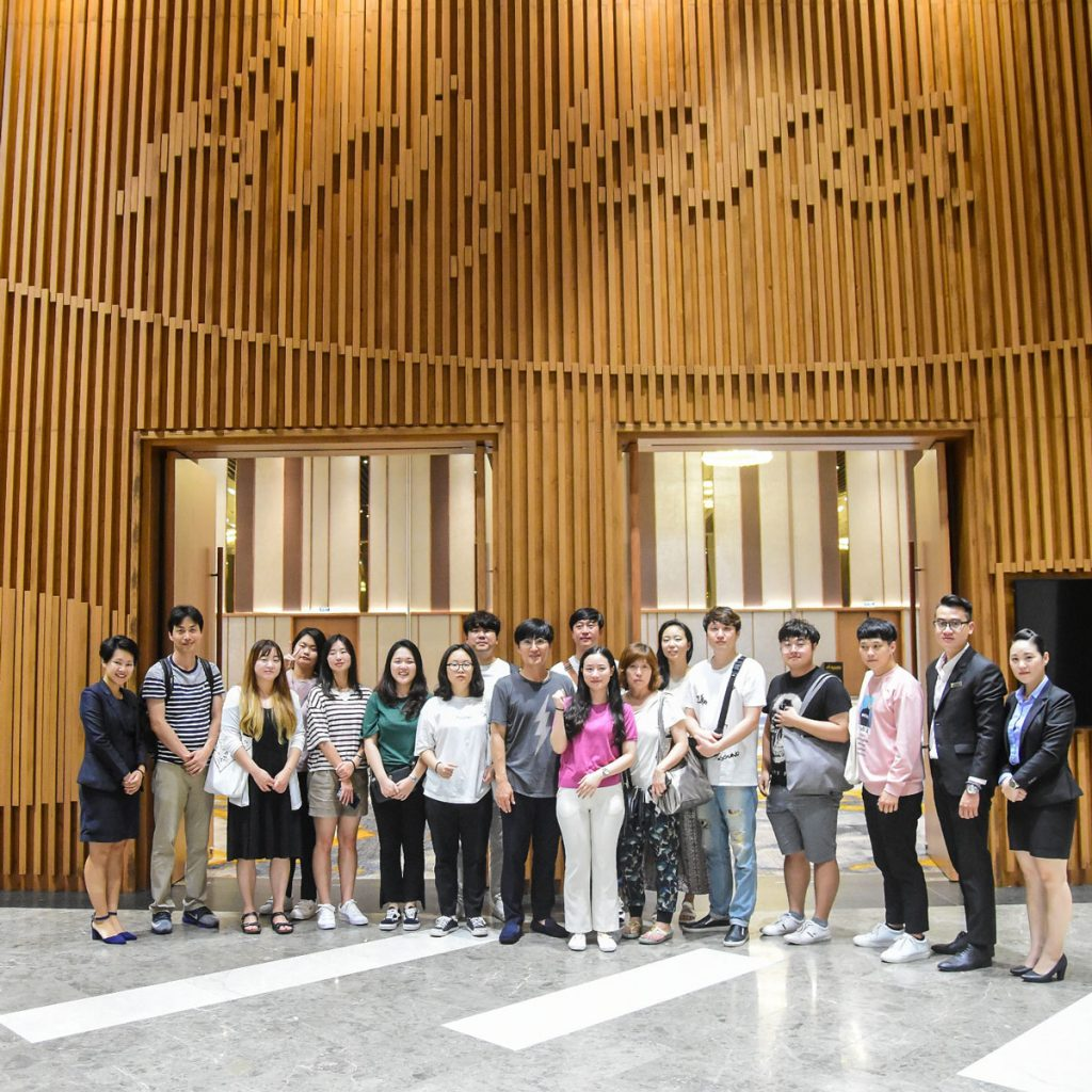 Ariyana Tourism Complex Welcomes The Korean Fam-Trip From Daegu City