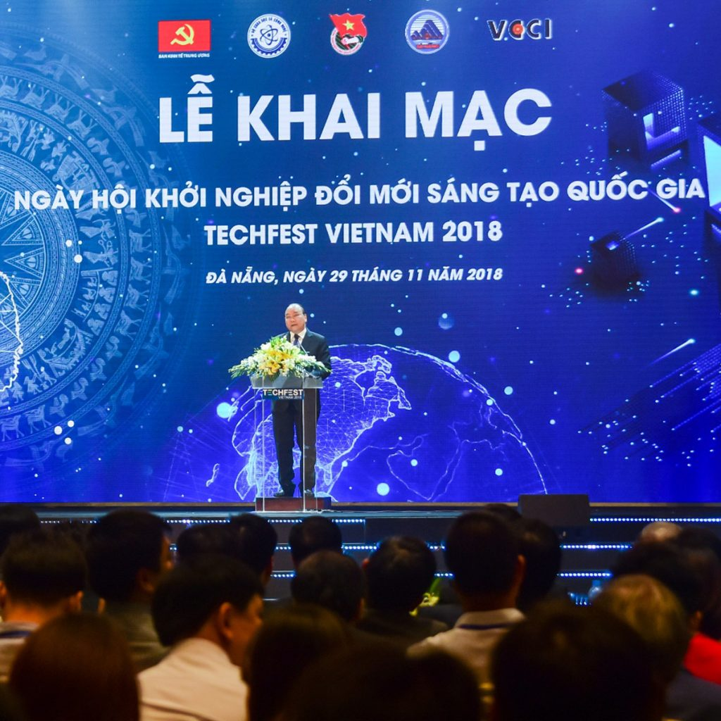Ariyana Convention Centre Successfully Hosts Techfest Vietnam 2018