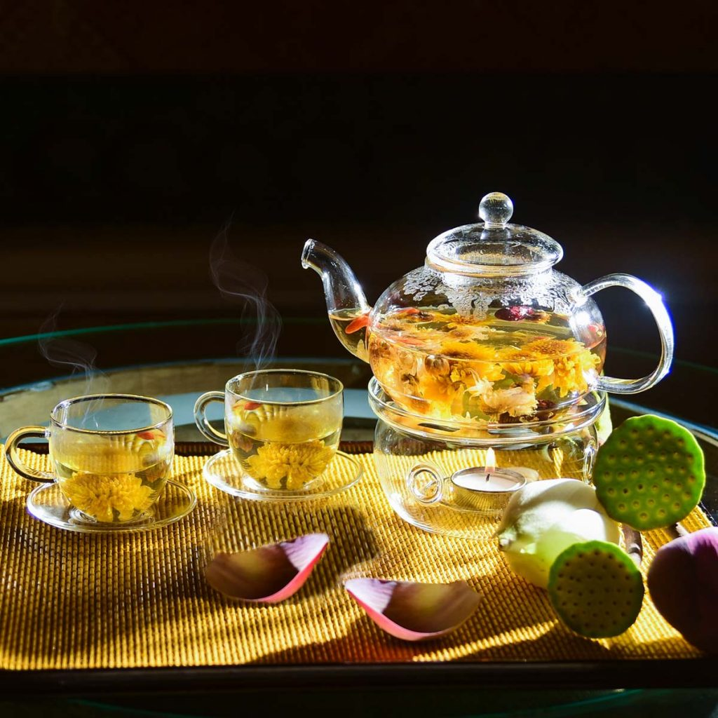 6 Healthy Oriental Herbal Teas You Should Try This Spring At Furama Resort Danang