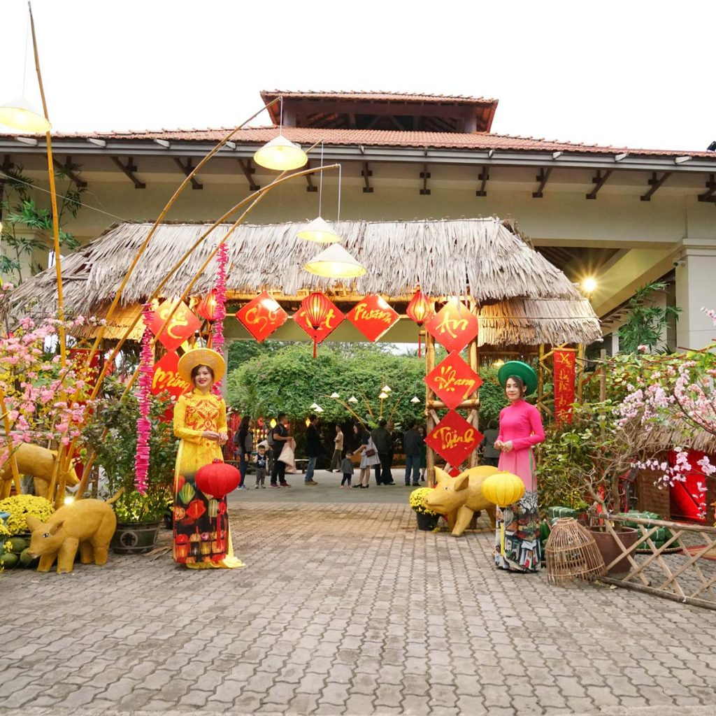 Fascinating Lunar New Year Celebrations At Furama Resort Danang