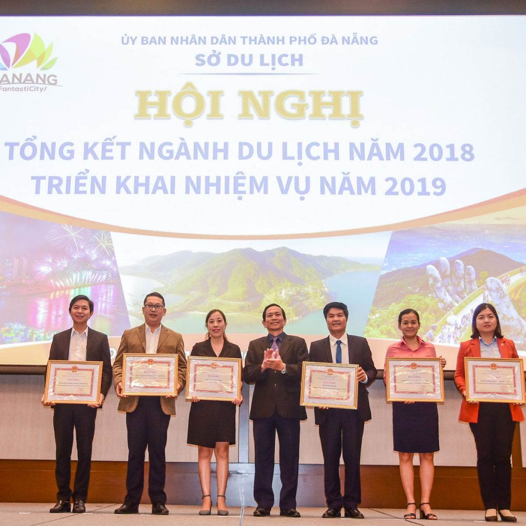 Furama Resort Danang Awarded By Ministry Of Culture, Sports And Tourism