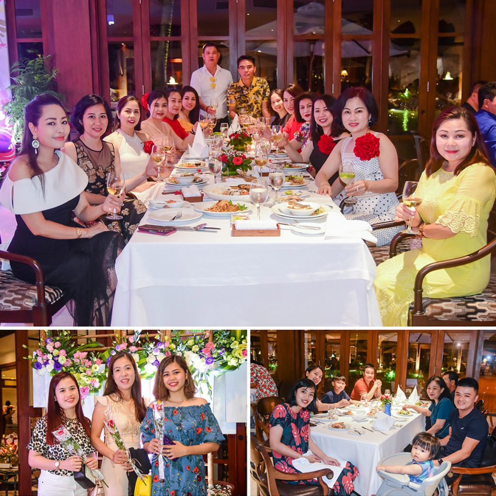 Furama Resort Danang Celebrates Women's Day
