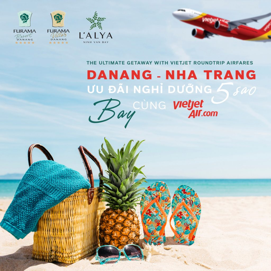 Enjoy Your Ultimate Getaway With Vietjet Roundtrip Airfares