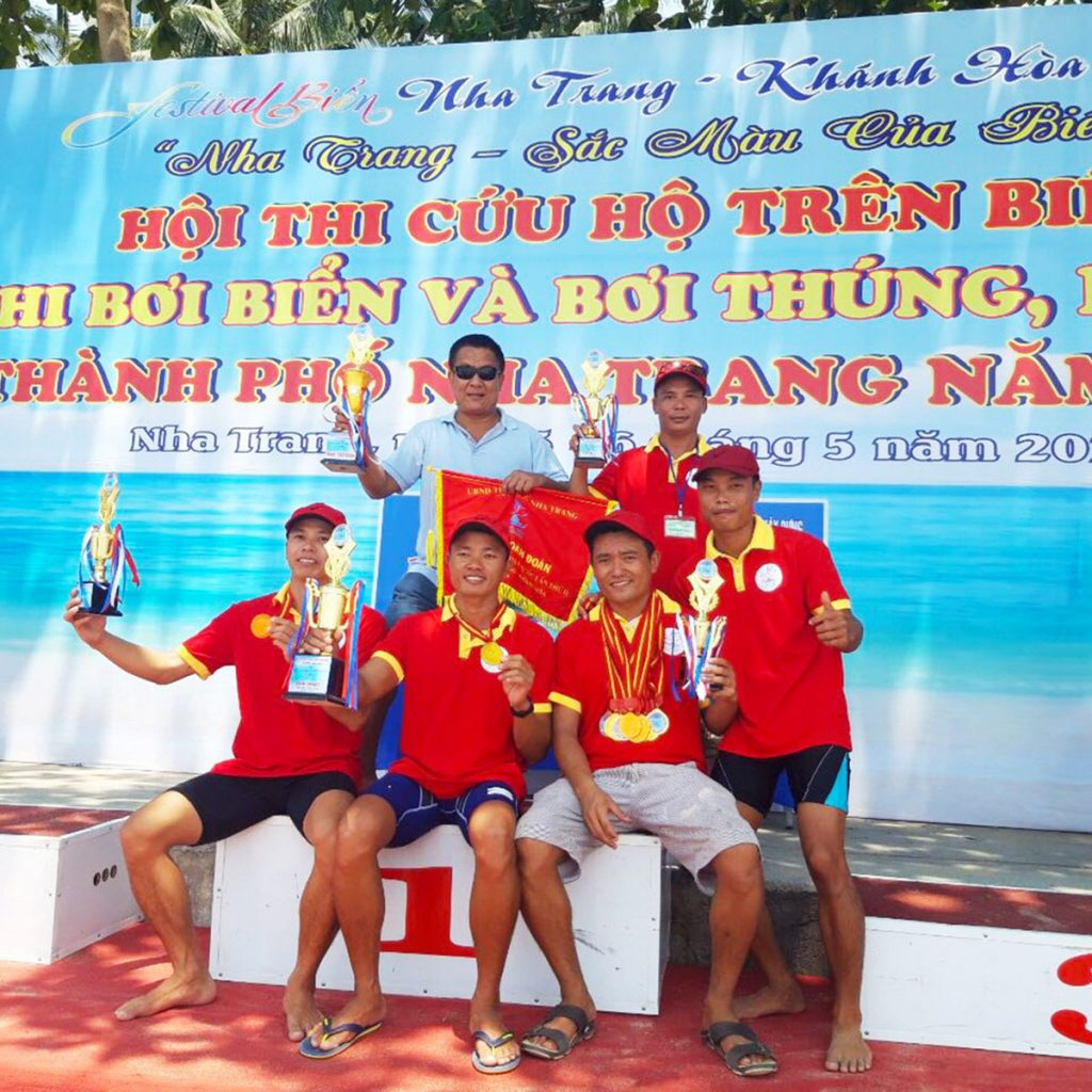 Furama Resort Da Nang Awarded Grand Prize In 2nd National Ocean Rescue Competition