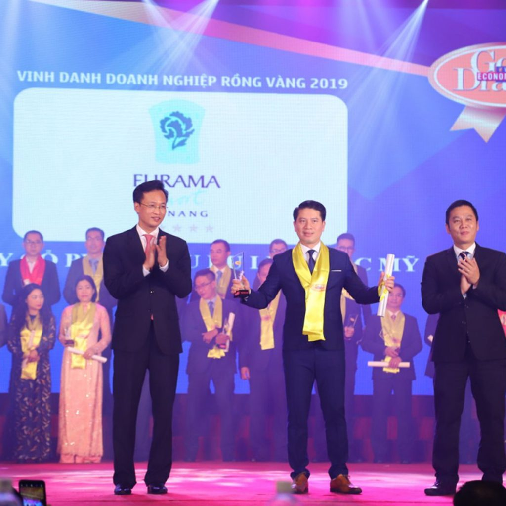 Furama Resort Danang Honored With Golden Dragon Award 2019