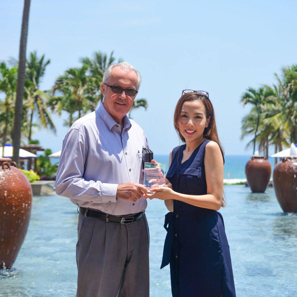 Furama Resort Danang Receives Rakuten Travel Award 2018