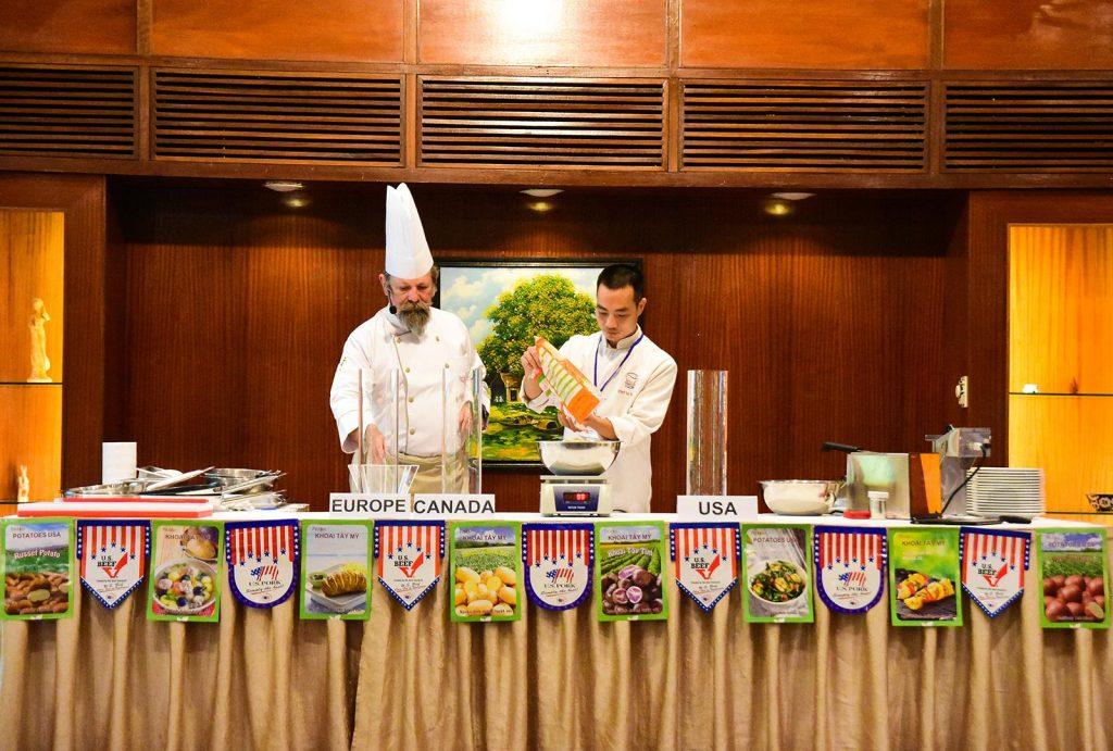 The Us Meat And Potatoes Training At Furama Resort Danang
