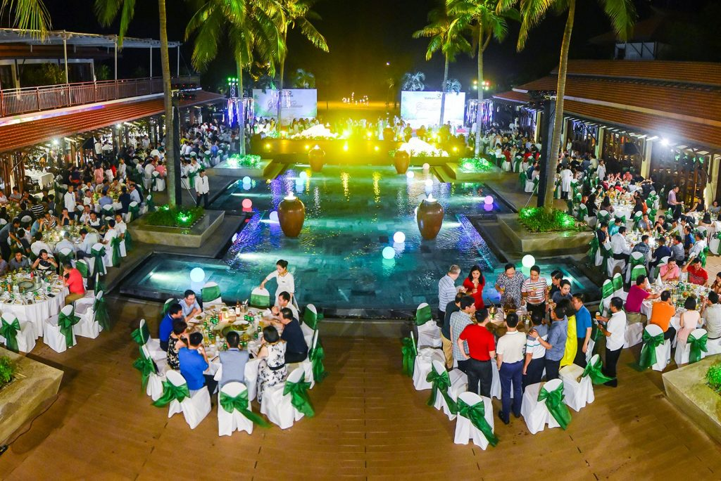 Vietcombank Half-Year Business Summary Conference