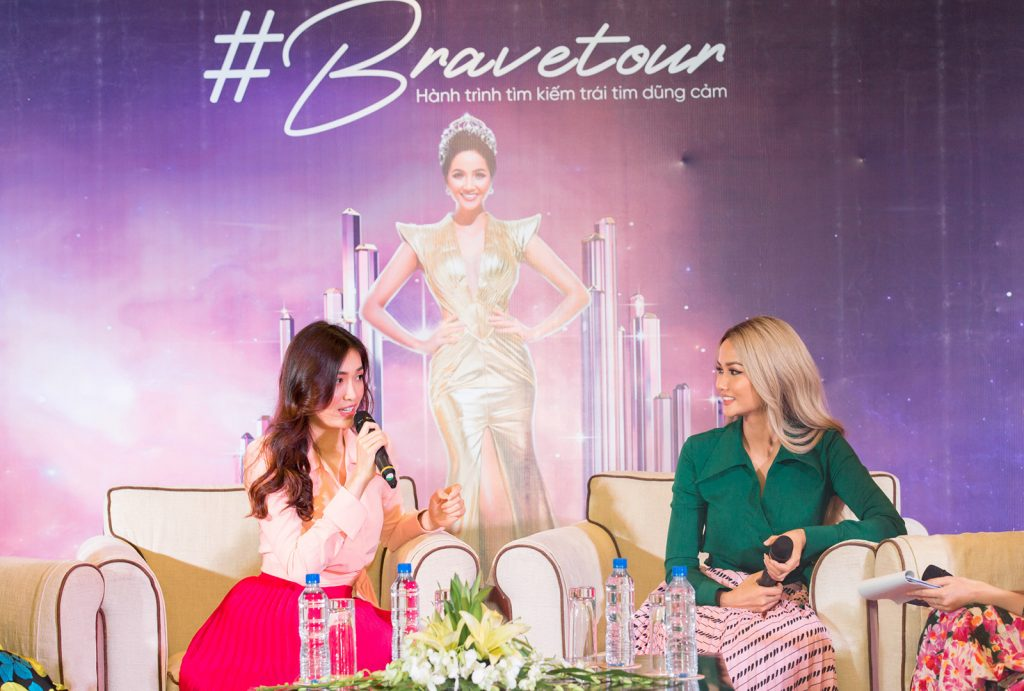 Miss Universe Vietnam 2019 Searches For Brave Heart In Danang