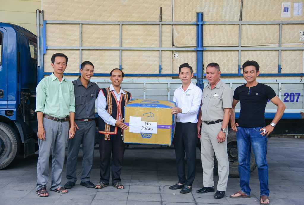 Furama Resort Danang Donated Useful Items For Homestay Project Of Co-Tu Ethnic Community In Danang