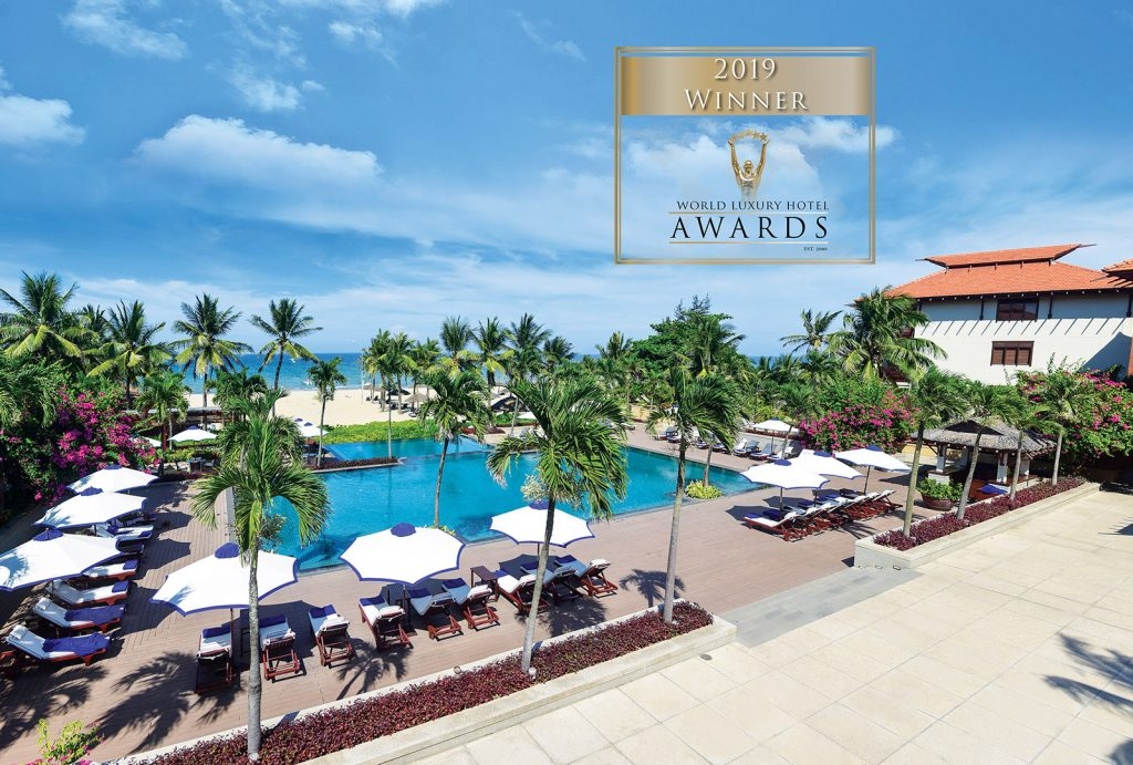 "Furama Resort Danang Vietnam Wins ''Luxury Romantic Beach Resort"" By World Luxury Hotel Awards 2019"
