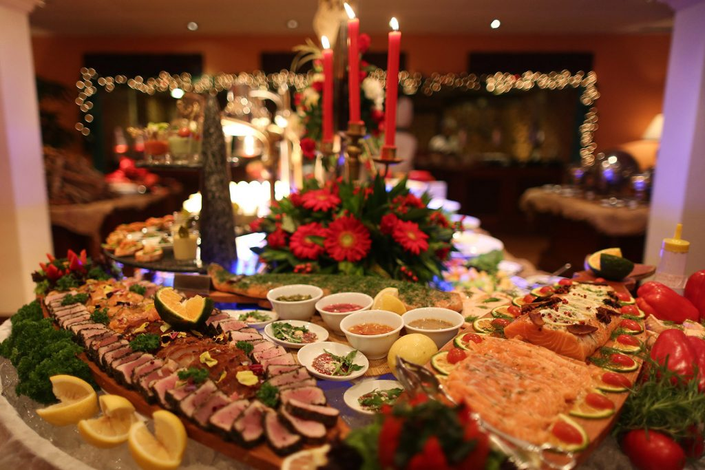 2019 Christmas Tree Lighting Ceremony And Seafood Dinner Buffet