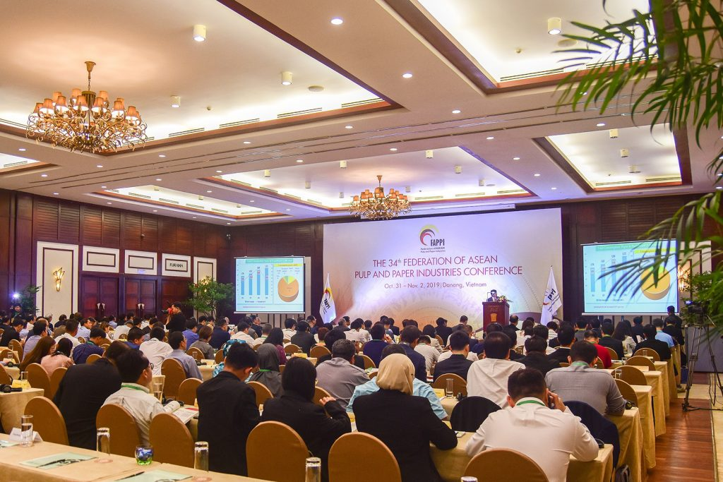 34th Conference Of Federation Of Asean Pulp And Paper Industries