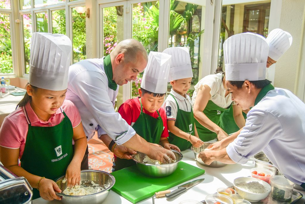 Italian Cuisine Cooking Class At Don Cipriani's Restaurant