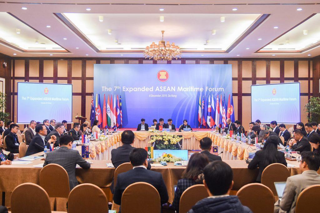 Furama Resort Danang Hosts The 9th Asean Maritime Forum And The 7th Expanded Asean Maritime Forum