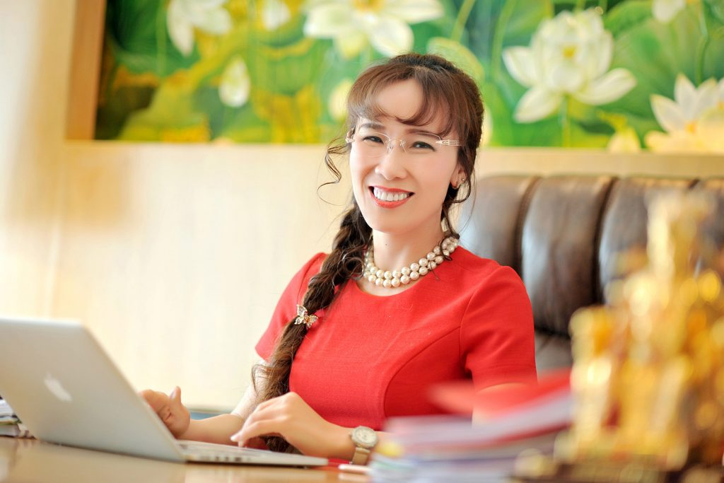 Furama Resort Danang's Owner Among World's 100 Most Powerful Women In 2019