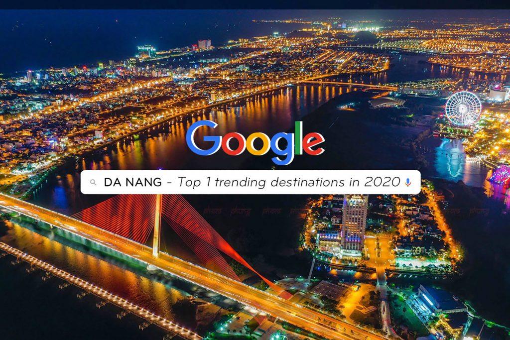 Danang Ranks TOP 1 In Google's Trending Destinations In 2020 List