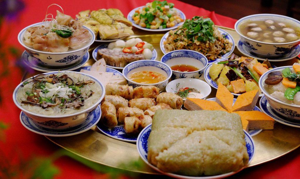 Lunar New Year Gastronomy Week
