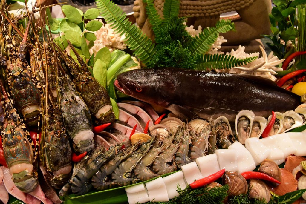 Experience SophisticatedSteak & Seafood Market Dinner BuffetAt The Culinary Resort Furama Danang Featuring Prime Steak And Signature Seafood Dishes