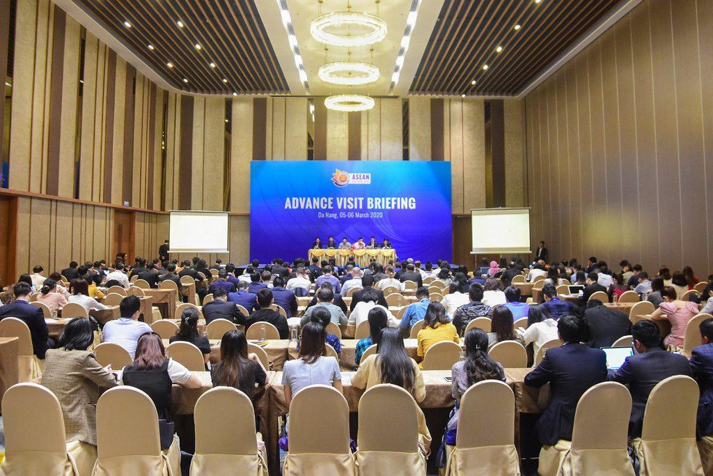 36th Asean Summit In Danang, Vietnam: Advance Visit Briefing