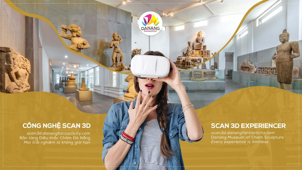 3D Scanning Trial Experience – Explore The Timeless Values At Danang Musem Of Cham Sculpture