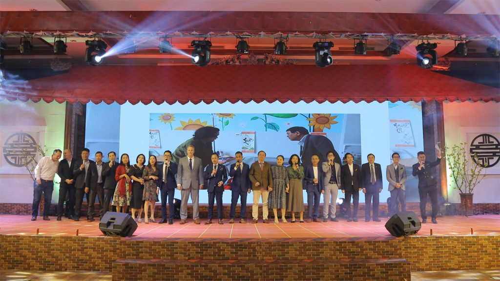 Furama's Year-End Party 2020 and New Year 2021 Celebration at International Convention Palace