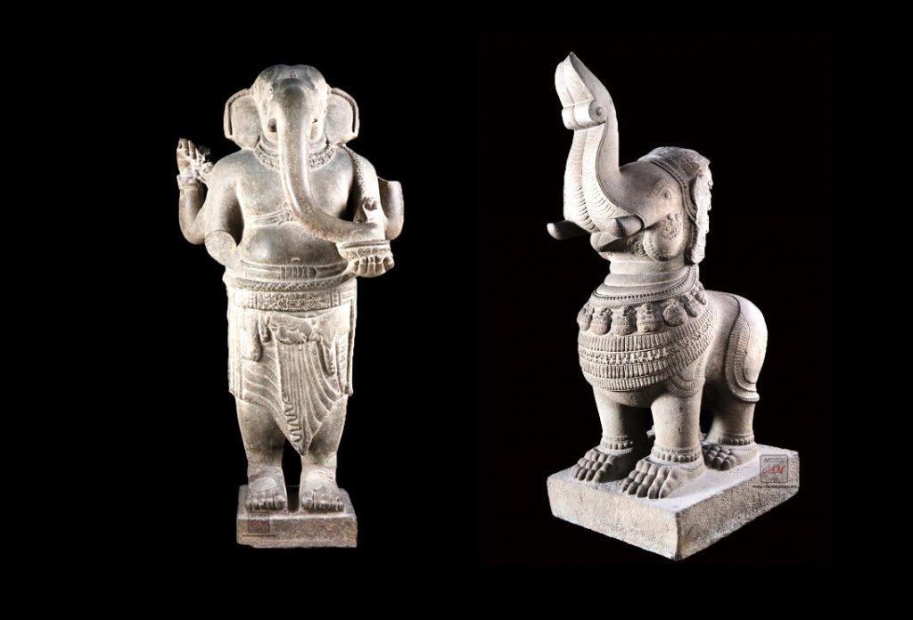 Chăm Sculpture Museum of Da Nang Gets Two More National Treasures