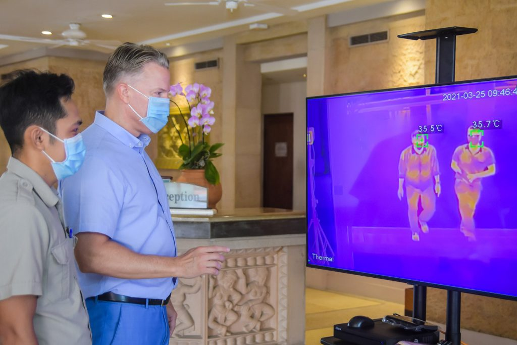 Ariyana Convention Centre – Furama Resort Danang Equiped With Thermal Camera And Temperature Monitoring System, Ready To Welcome Mice Groups