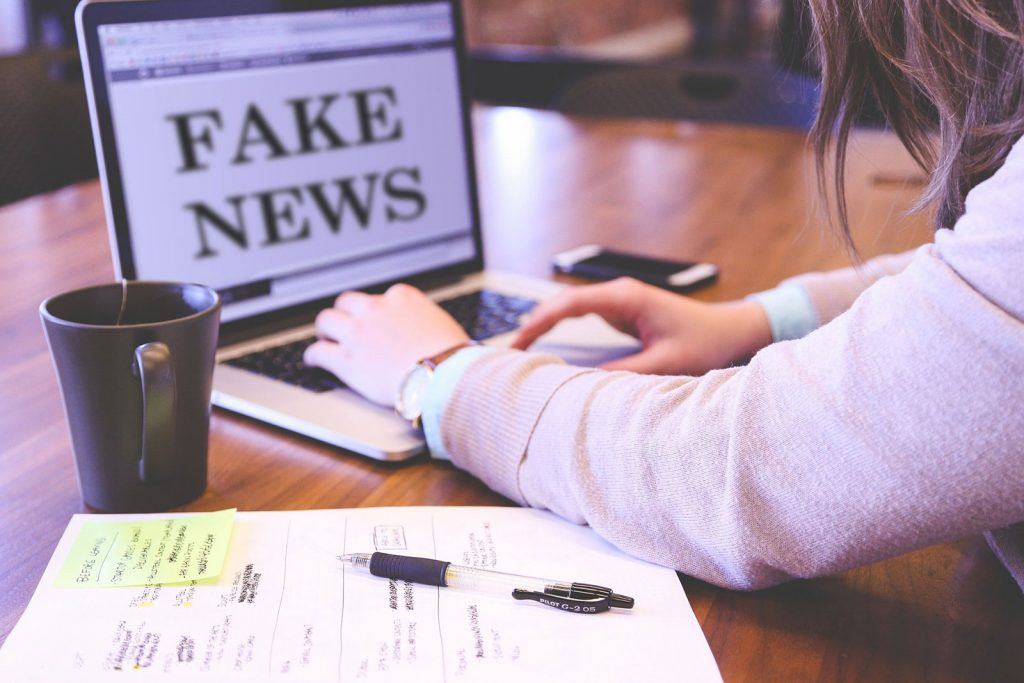 Fighting fake news in the time of COVID-19